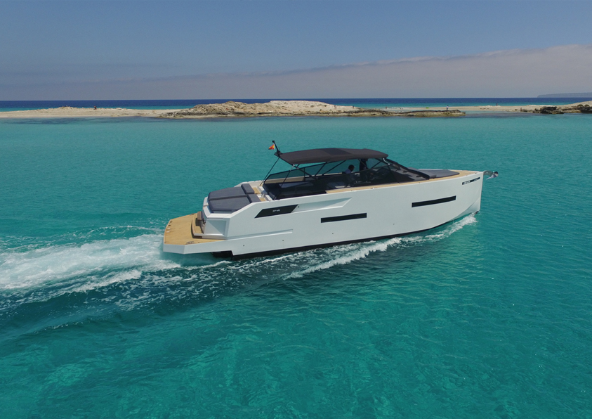 rental boat and charter in ibiza
